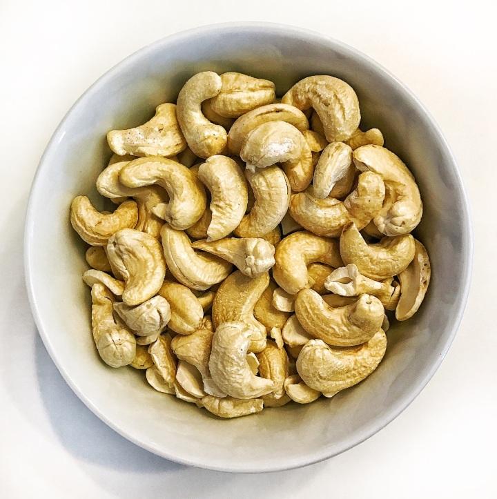 12 - cashews