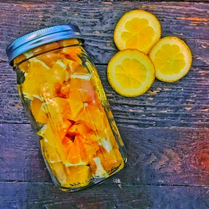 18 - orange jar
