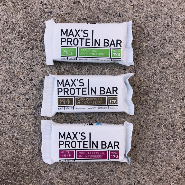 A Review of Max's Protein Bars